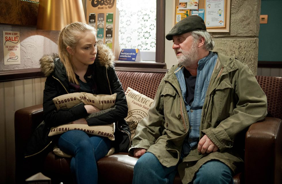 Emmerdale 14/1 - Will Tess ruin things for Paddy and Rhona?