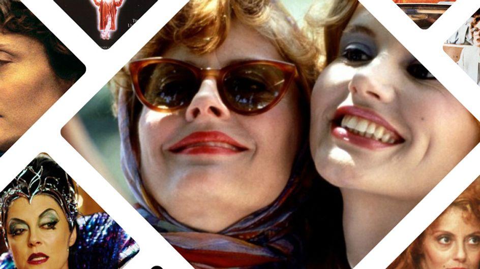 Wir verneigen uns vor Susan Sarandon: Ihre 5 unvergesslichsten Rollen