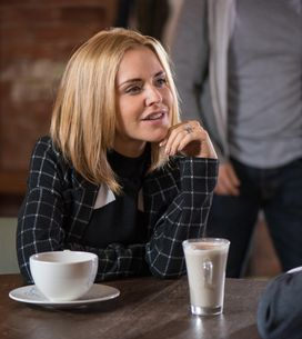Hollyoaks 12/1 - Cindy pours her heart out to Tony