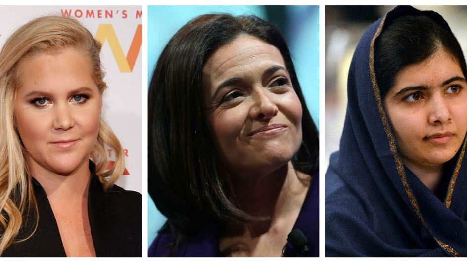6 Powerfrauen, die uns im Jahr 2016 garantiert begeistern werden