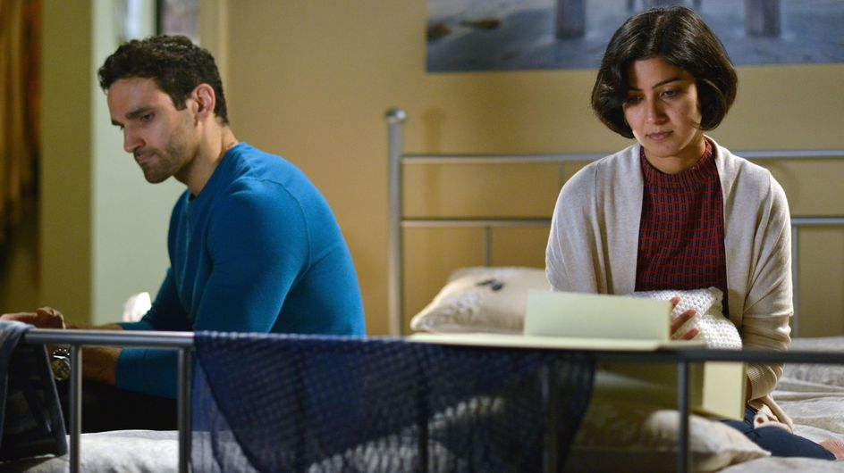 Eastenders 12/1 - Tensions are running high at the Slaters