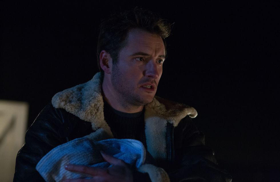 Eastenders 11/1 - Martin is desperate to find Stacey and Arthur