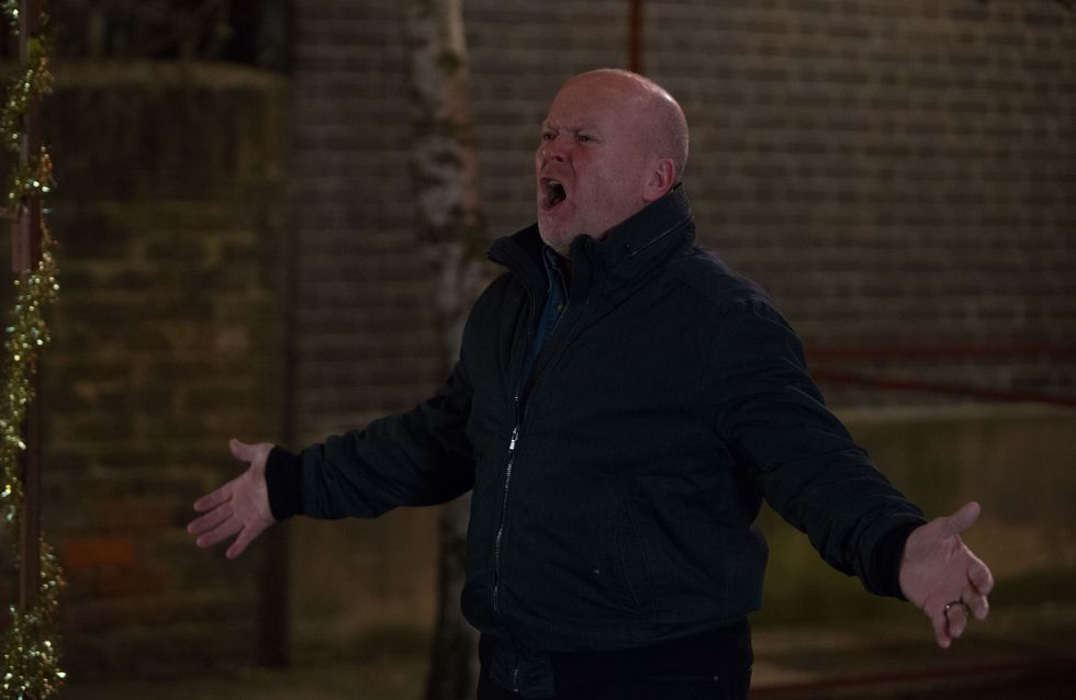 Eastenders 14/1 - Sharon struggles to come to terms with Phil's admission
