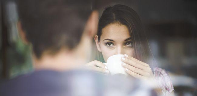 Dating vs Sehen oder Sprechen