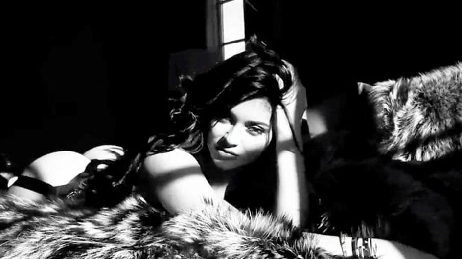 Kylie Jenner en lingerie SM dans une vidéo très osée