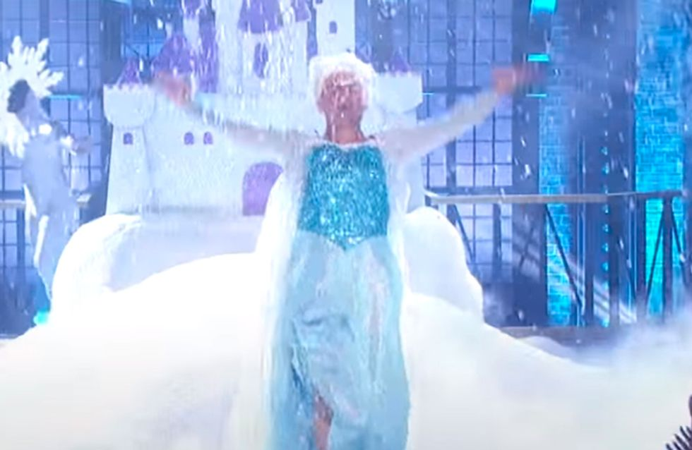 Channing Tatum Lip Synching Frozen's Let It Go Will Make Your Day