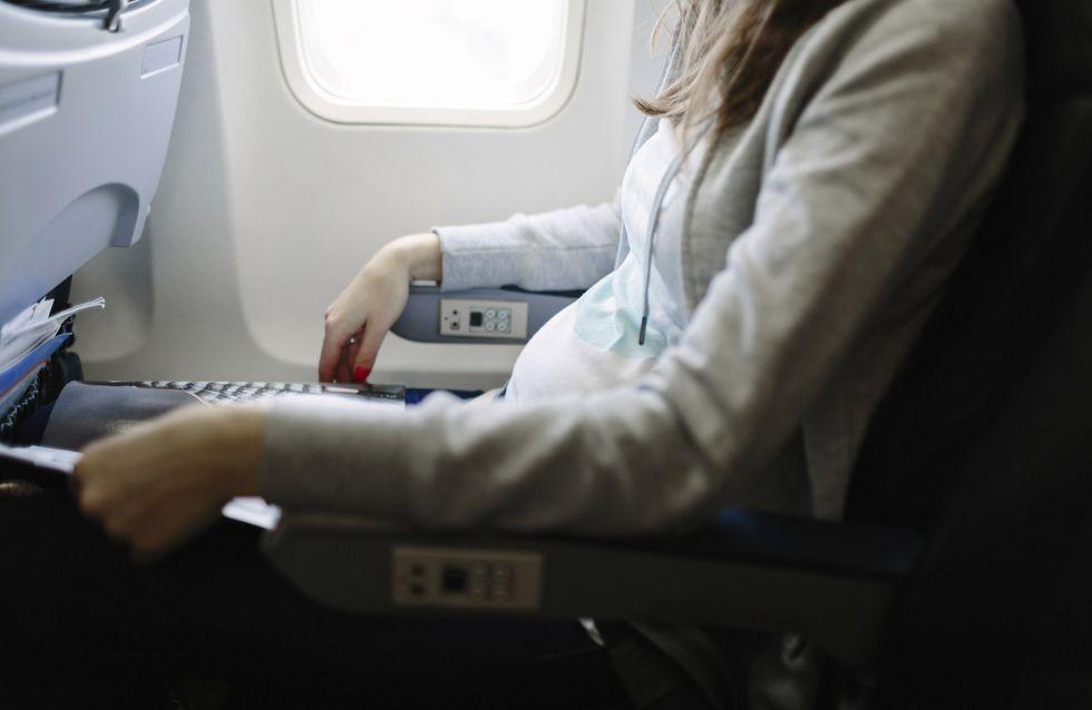Je suis enceinte : nos conseils pour prendre l'avion sans stress
