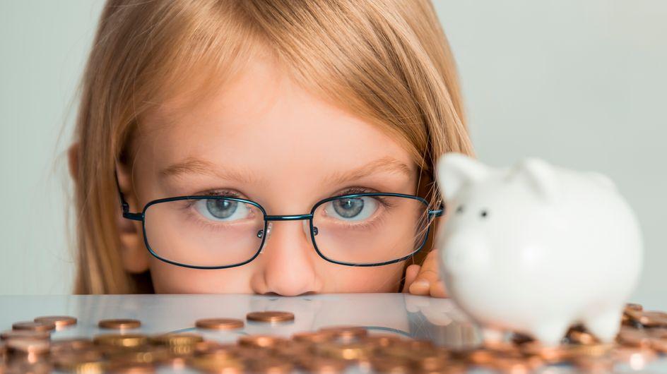 Combien, quand, comment ... donner de l'argent de poche à son enfant ?