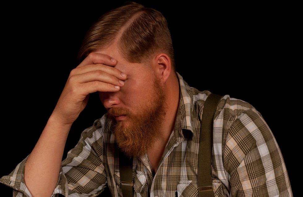 Qu'est-ce qui fait pleurer les hommes ?