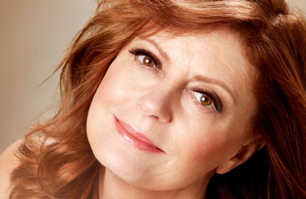 Les 3 secrets de la beauté éternelle selon Susan Sarandon