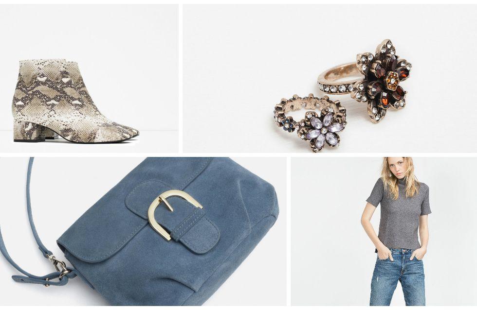Soldes : Notre shopping à petit prix chez Zara