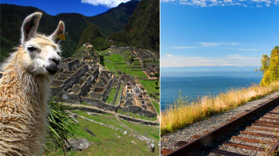 Fernweh lässt grüßen: 15 Reisen, von denen du dieses Jahr mindestens eine machen solltest!