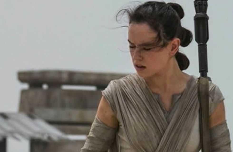 This Theory About Rey's Parentage In Star Wars Will Blow Your Mind