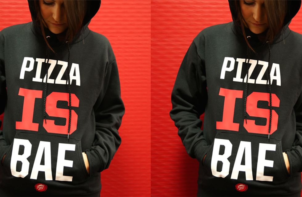 Pizza Hut Has Released A Clothing Line And It's Like, So Swag