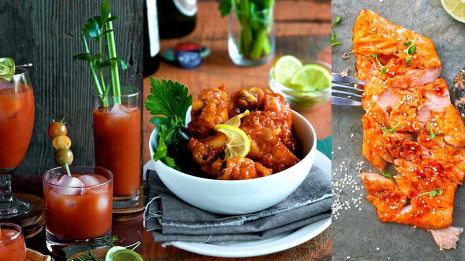 15 Sriracha Recipes That Will Significantly Improve Your Life