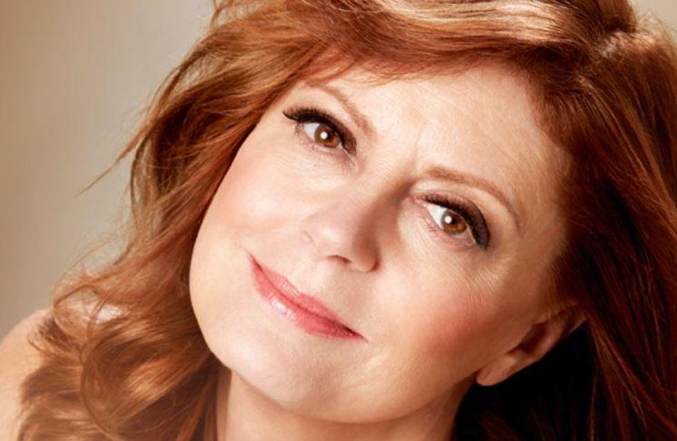 3 segreti per l'eterna bellezza secondo Susan Sarandon