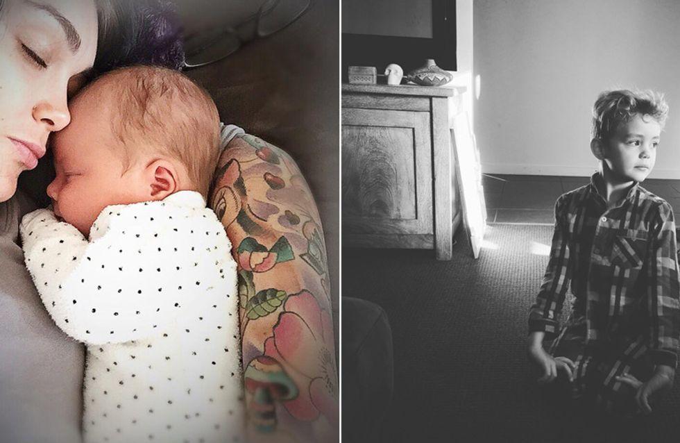 Diese Mutter stillt ihr Kind und wird dafür beleidigt - doch ihr kleiner Sohn reagiert schlagfertig