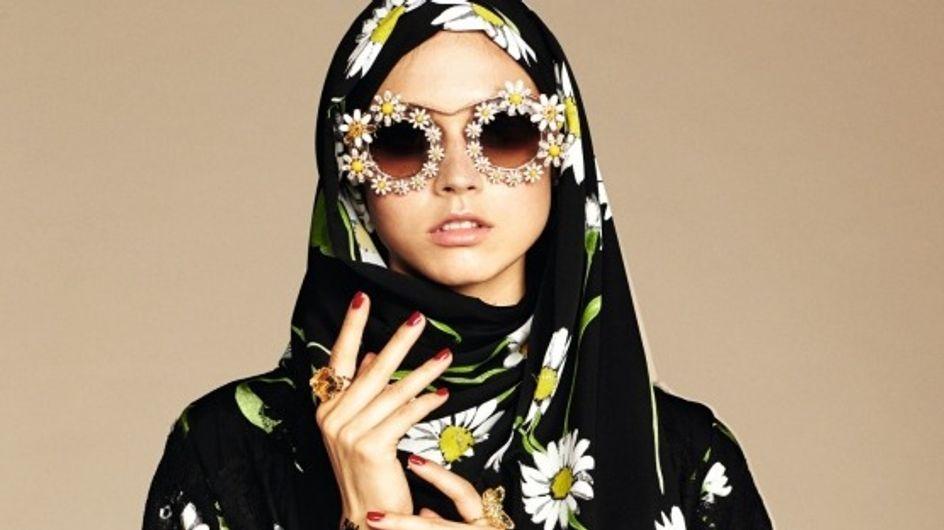 Dolce & Gabbana lance une collection de hijabs et personne ne s'étonne ?