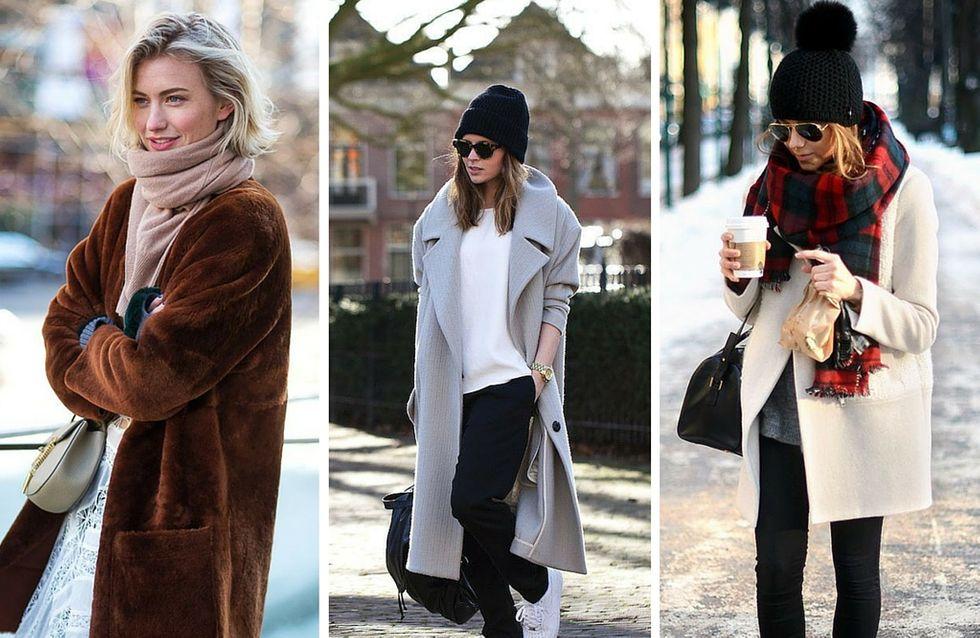 Ces looks d'hiver douillets que l'on a aimés sur Pinterest
