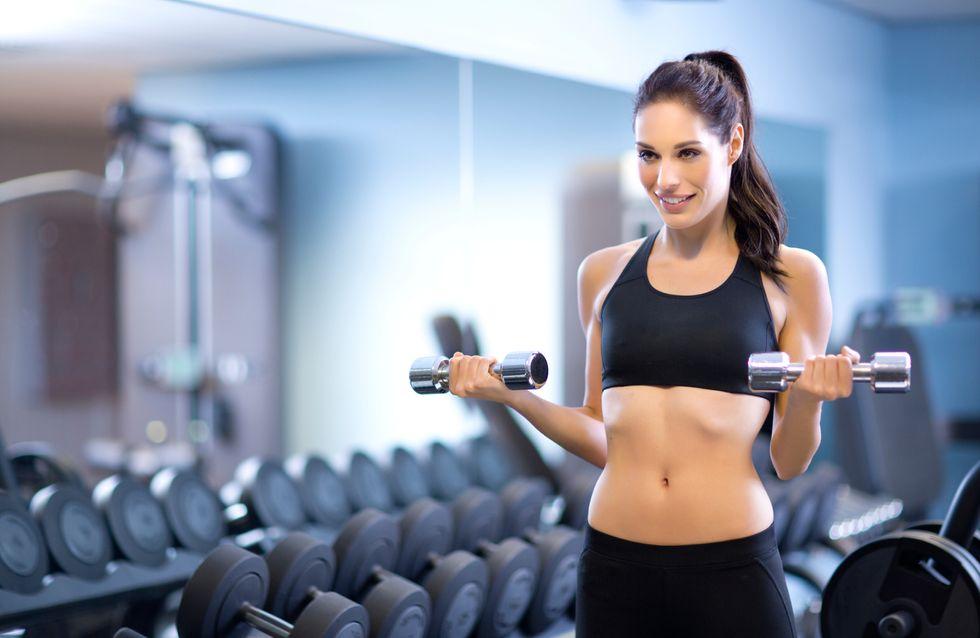 En el gym, ¿con o sin maquillaje?