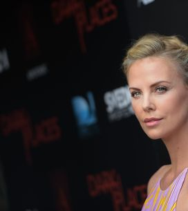 Charlize Theron au naturel et nue pour W Magazine (Photo)