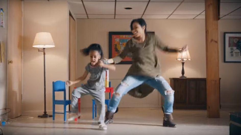 Dieses Mutter-Tochter-Duo beweist, dass ihr Tanztalent alles andere als gewöhnlich ist