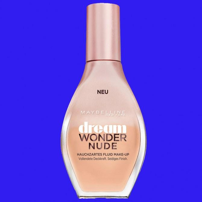 Maybelline Dream Wonder Nude, 9,99 €