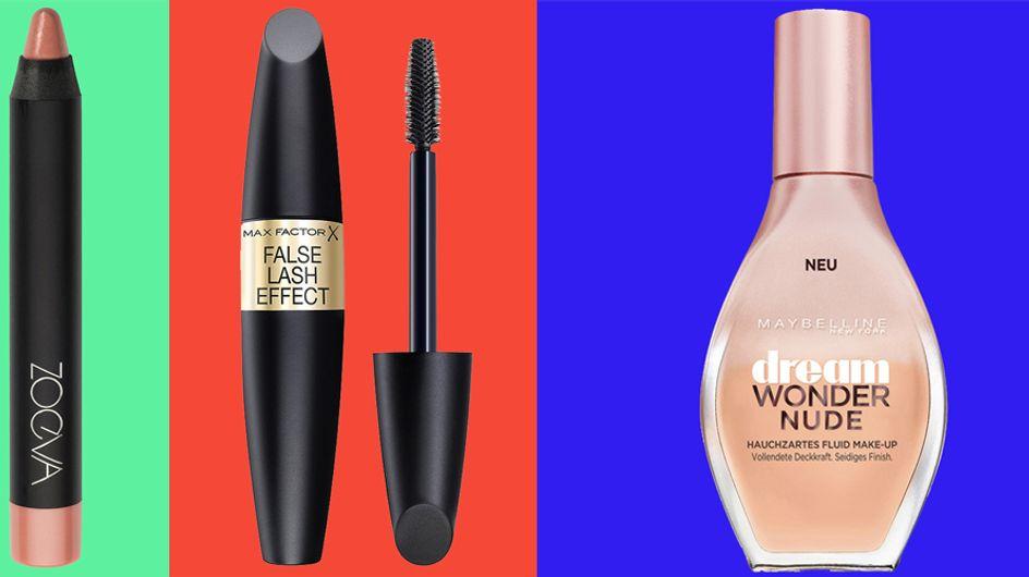 Knapp bei Kasse? Kein Problem! Die 10 besten Beautyprodukte unter 10 Euro