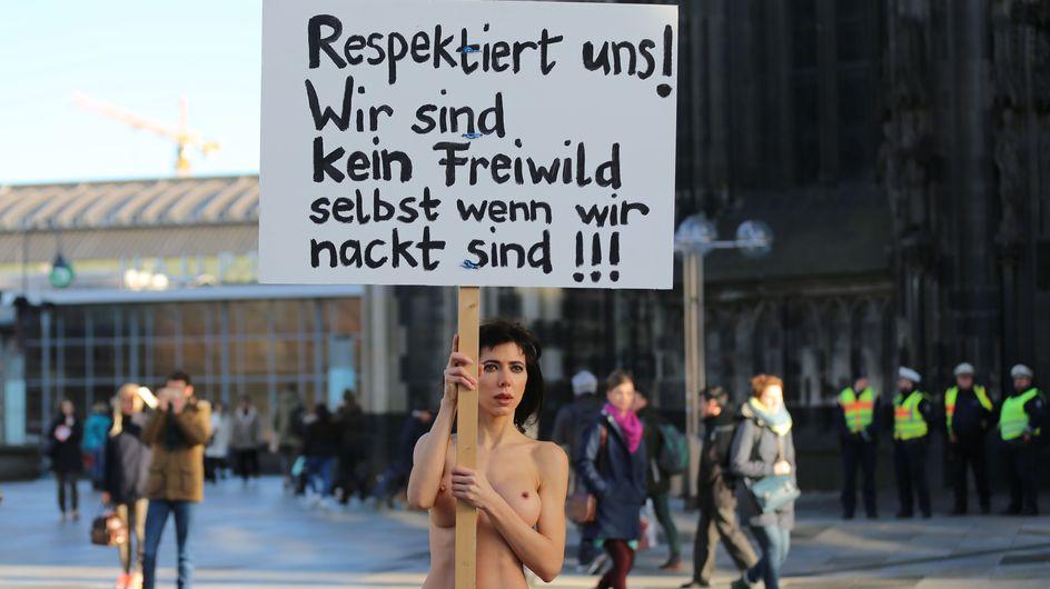 Des agressions de femmes relance le discours anti-migrants en Allemagne