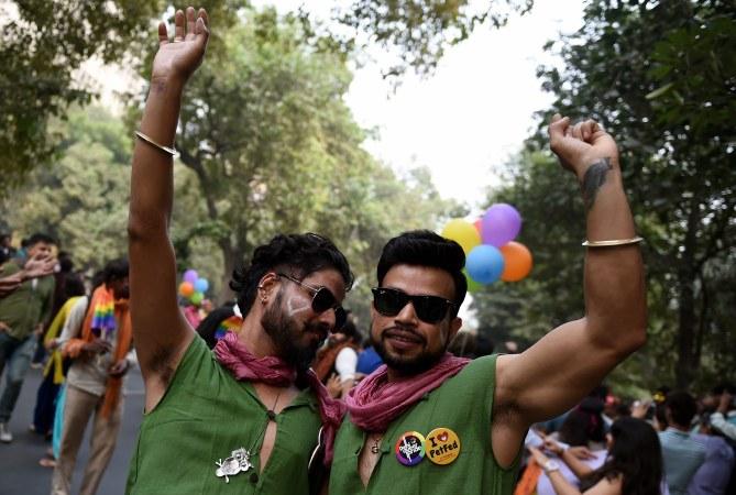 La gay pride en Inde