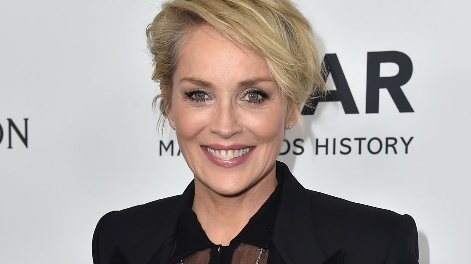 Sharon Stone totalement méconnaissable sans maquillage (Photo)