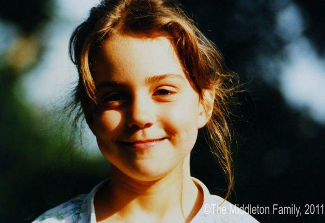 Kate Middleton plus jeune