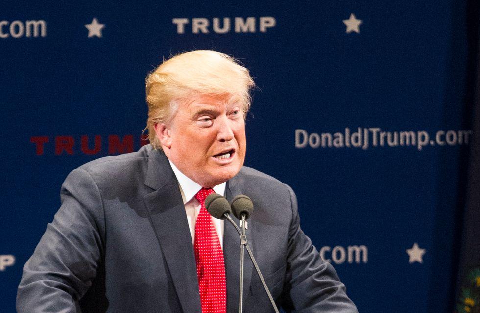 Une femme musulmane éjectée d'un meeting de Donald Trump (VIDÉO)