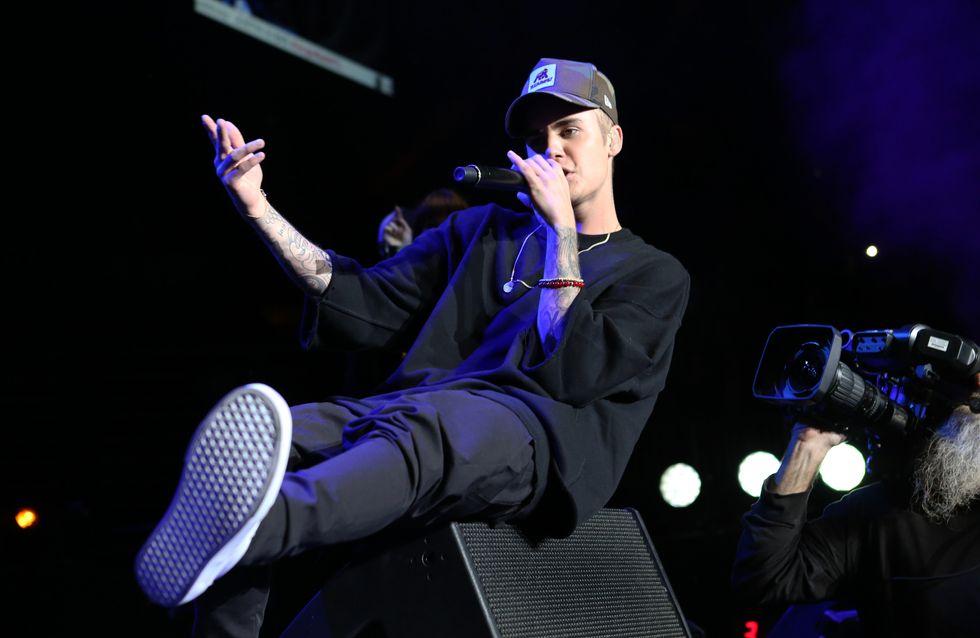 Justin Bieber, expulsado de unas ruinas en México