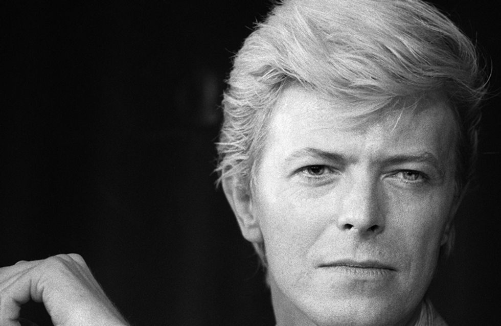 È morto David Bowie
