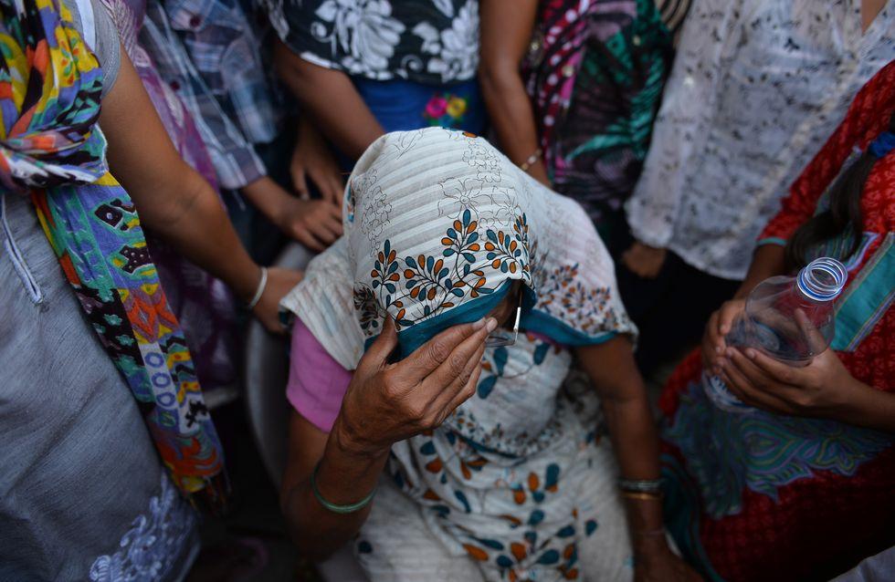 Séquestrée, violée et laissée pour morte, une Indienne de 14 ans témoigne