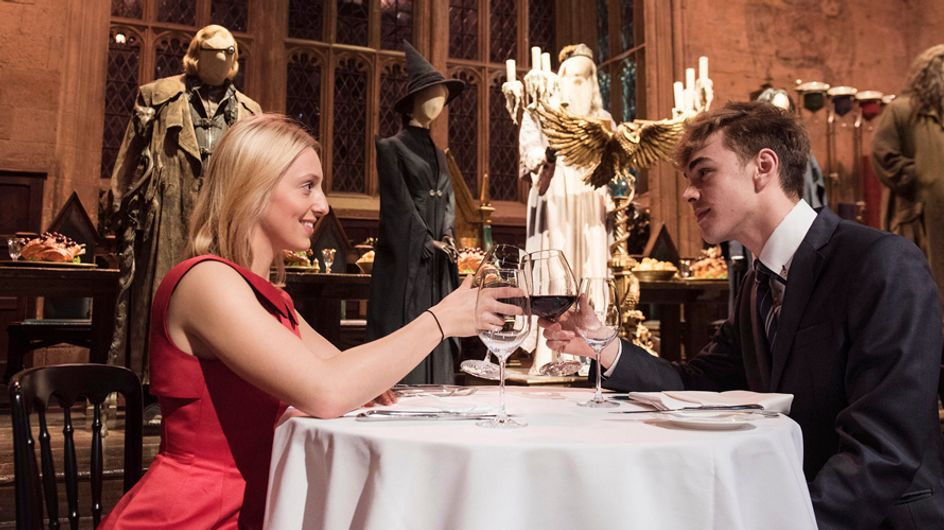 You Can Now Celebrate Valentine's Day At Hogwarts