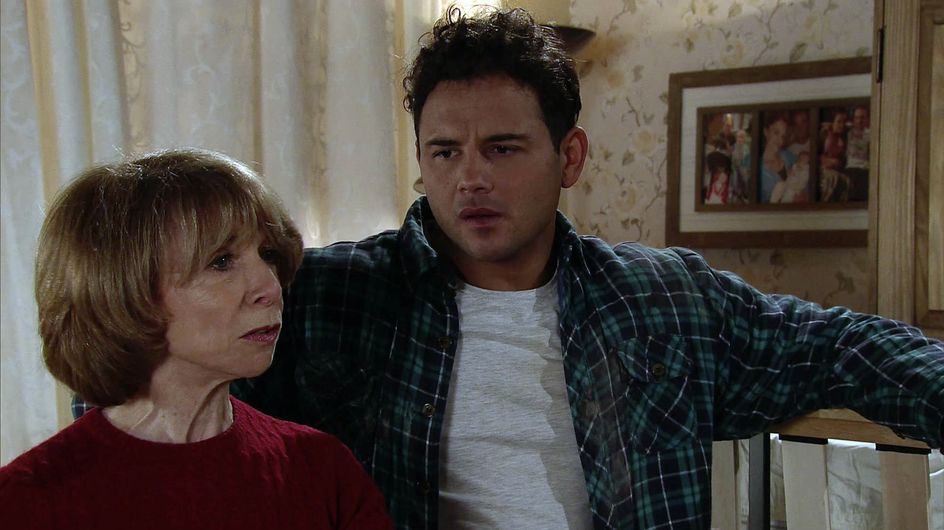 Coronation Street 20/1 - Carla's recklessness puts her in grave danger