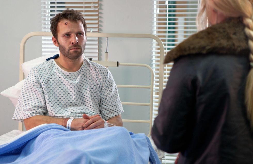 Hollyoaks 19/1 - Leela and Tegan confront Cameron