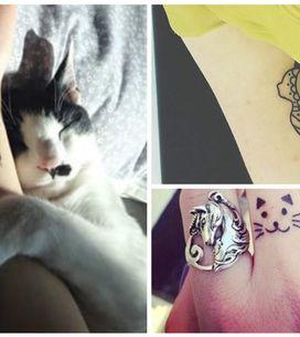 15 tatouages que les cat ladies vont adorer