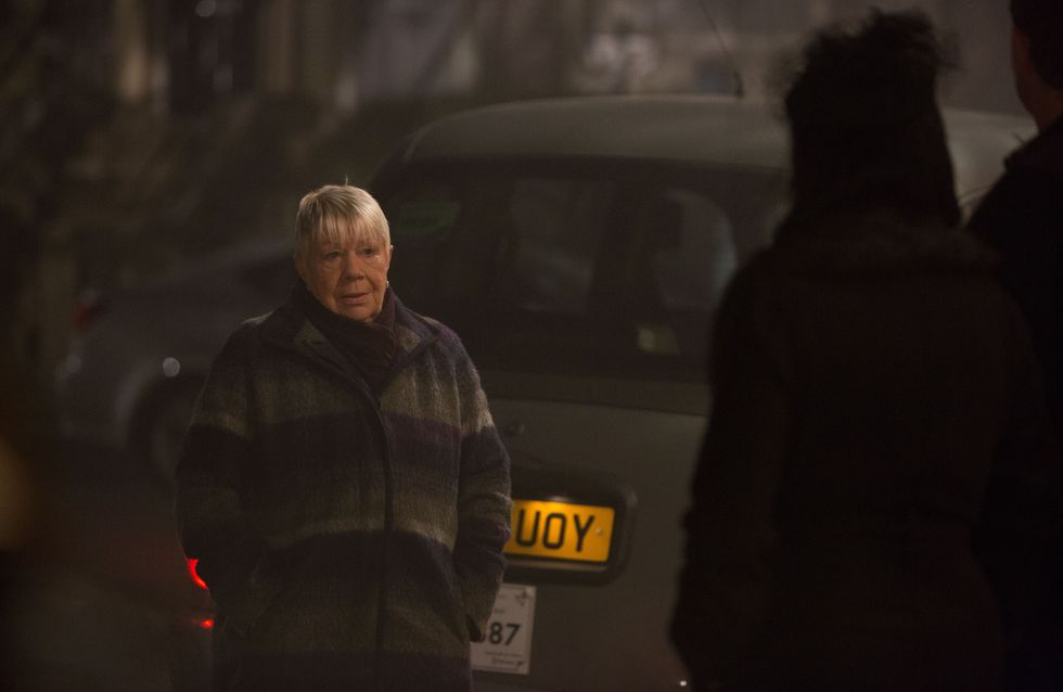 Eastenders 21/1 - Stacey fears for Arthur's safety