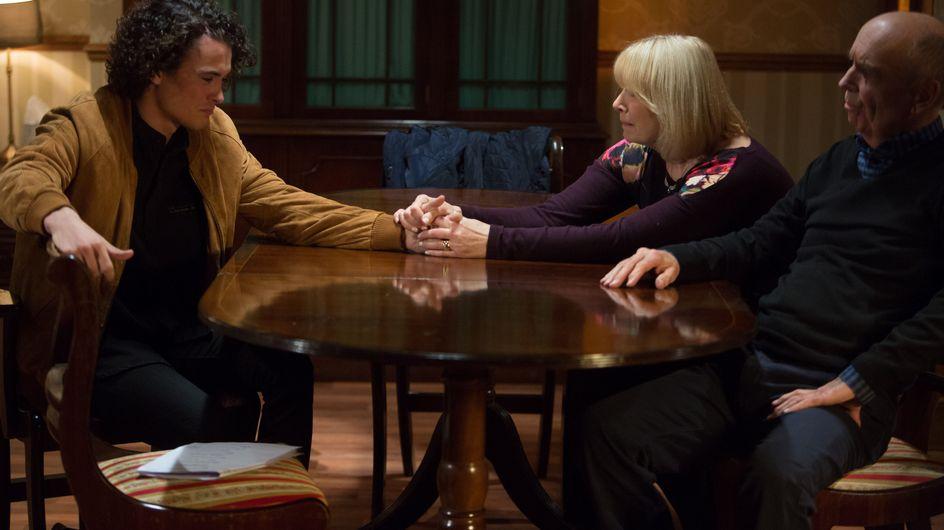 Eastenders 22/1 - Pam grows worried about Paul's distracted behaviour
