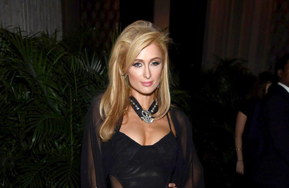 A quoi ressemblait Paris Hilton à 6 ans ? (Photo)