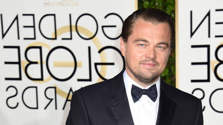 """Leonardo DiCaprio s'explique sur sa rencontre """"effrayante"""" avec Lady Gaga aux Golden Globes"""