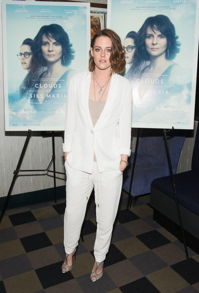 Kristen Stewart en 2016