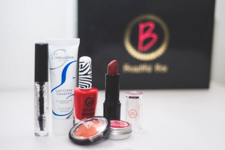 La Beautiful Box de janvier - 14,90 €