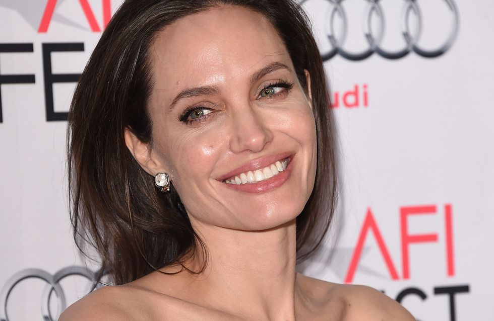 Angelina Jolie sur le point d'adopter un petit Cambodgien ?