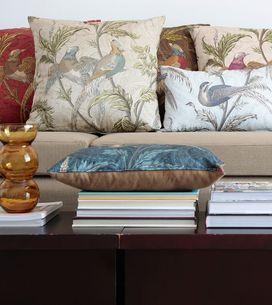 La tela perfecta: define cuál es el textil y estilo ideal para tu casa