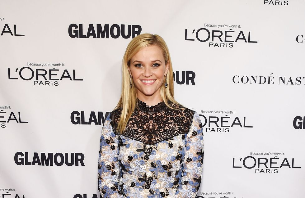 Reese Witherspoon impatiente d'avoir 40 ans