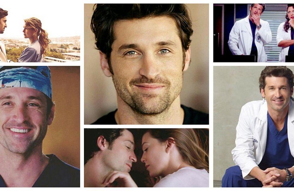 Patrick Dempsey compie 50 anni: 7 momenti in cui ci siamo innamorate di lui in Grey's Anatomy